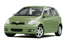 '99-'05 Toyota Yaris