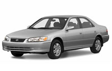 1996-2001 Toyota Camry XV20 Fuse Box Diagram