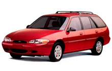 1997-2003 Ford Escort Fuse Box Diagram