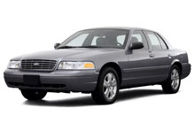 '98-'02 Ford Crown Victoria