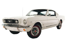 '65-'66 Ford Mustang