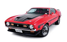 '71-'73 Ford Mustang