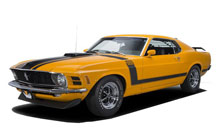 69-70 Ford Mustang