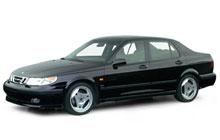 1997-2009 Saab 9-5 Fuse Box Diagram
