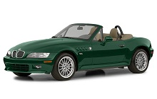 1995-2002 BMW Z3 Fuse Box Diagram