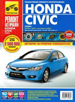 Схема предохранителей Honda Civic 8 (2D, 4D; 2005-2011)