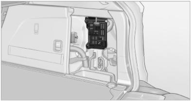2007-2014 BMW X6 (E71 & E72) Fuse Box Diagram