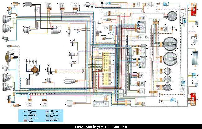 5 — звуковые сигналы ВАЗ 2106.