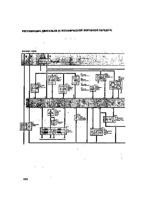 Схемы электрооборудования автомобиля FORD MONDEO 1993-2000 г.в