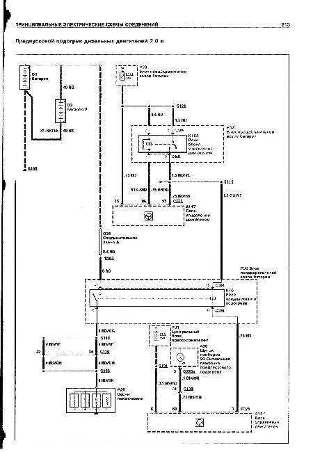 схемы FORD TRANSIT с 2000.