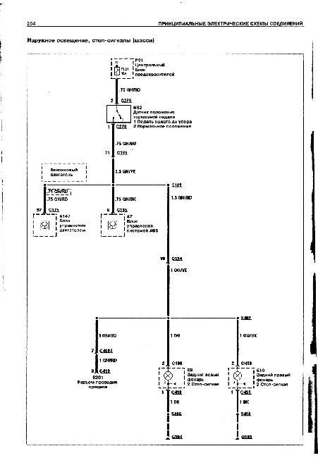 схемы FORD TRANSIT с 2000