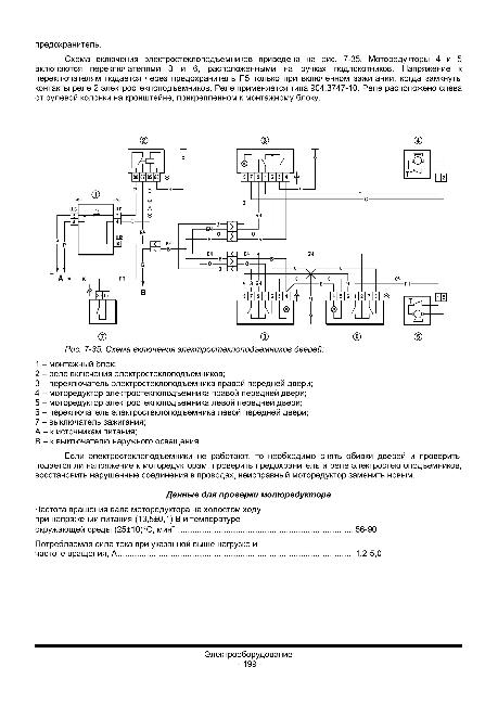 Схема электрооборудования автомобиля ВАЗ 2123 / Шевроле Нива