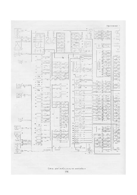 Схемы электрооборудования УАЗ
