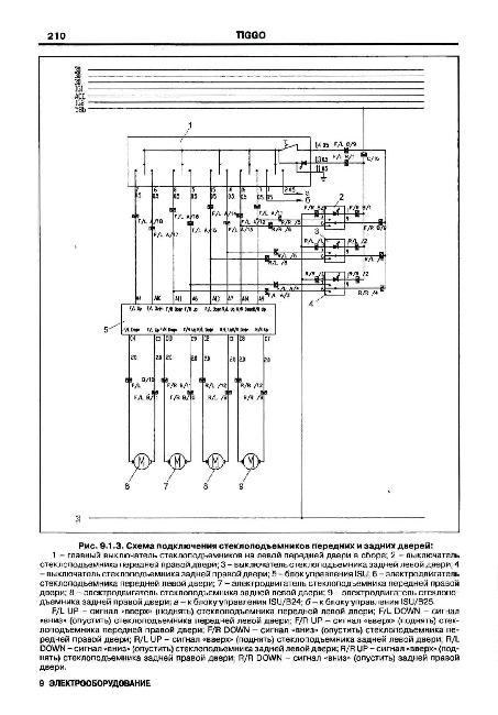 Схемы электрооборудования CHERY TIGGO с 2005 + Схема предохранителей