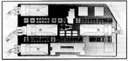 Opel astra g схема