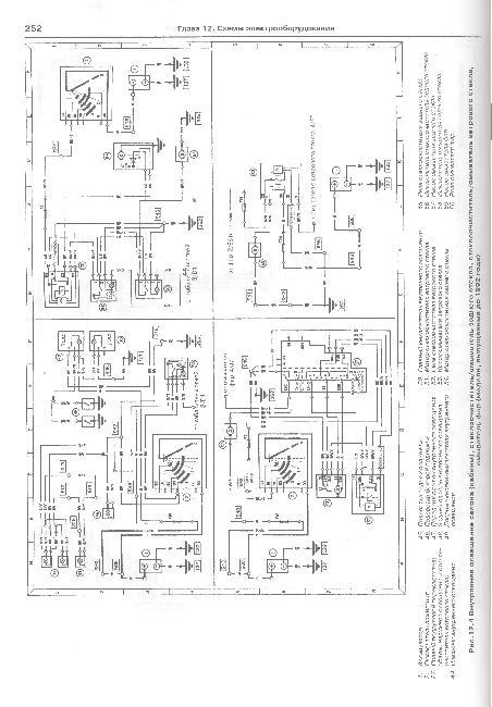 Схема форд транзит 1999г
