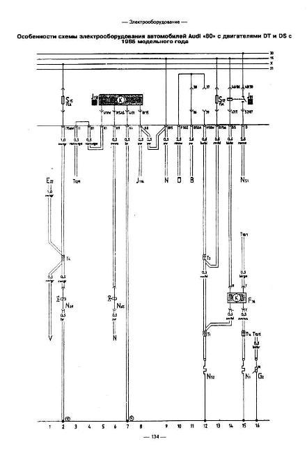 Руководство по эксплуатации, техническому обслуживанию и ремонту автомобилей Audi 80, 1979-1986 годы выпуска...