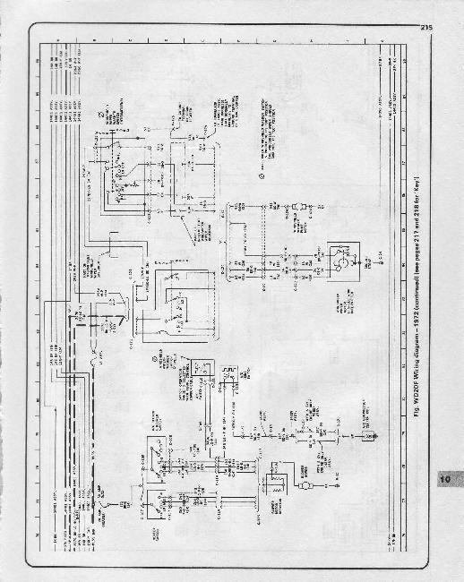Схемы электрооборудования Ford Mustang 1964-1973