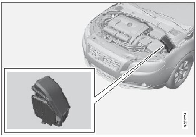 Схема предохранителей Volvo S80