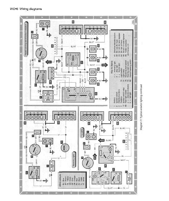 Кликните на картинку, чтобы увидеть полноразмерную версию.  Скачать Электрические схемы SAAB 9000 с 1985-1998.