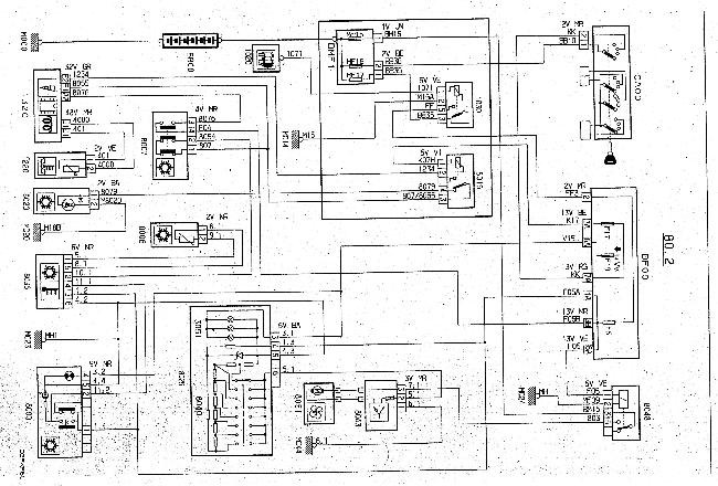 Peugeot Электросхемы Peugeot Wiring Diagrams