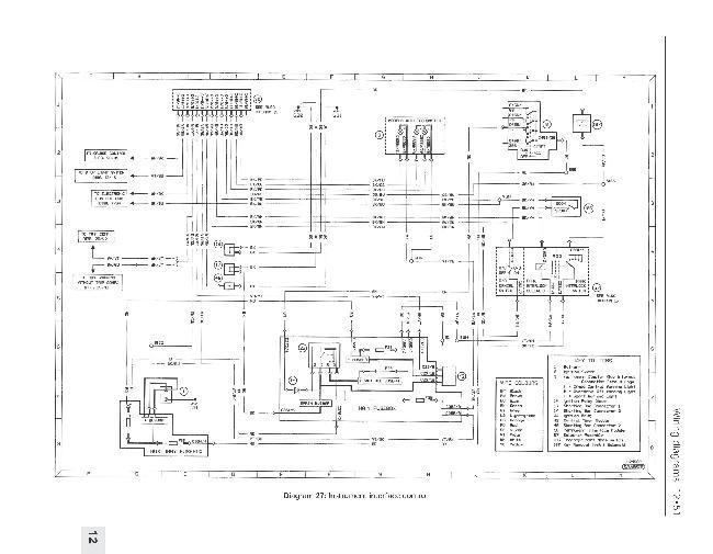 Схема электрооборудования автомобиля FORD MONDEO 1993-2000