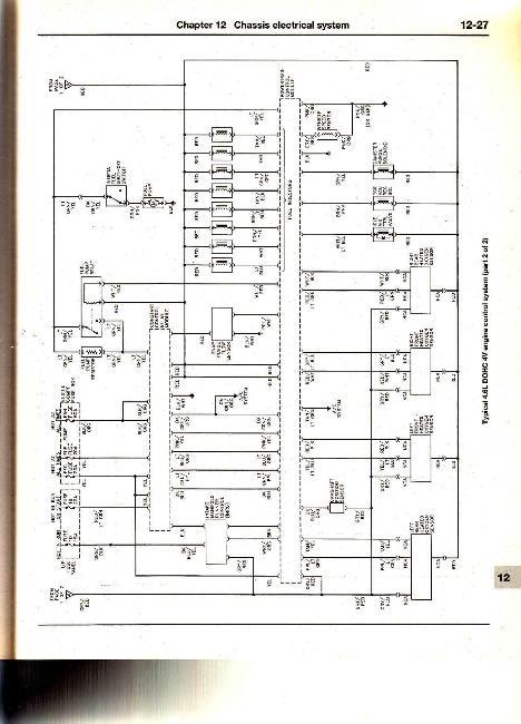 Электрические схемы FORD Mustang с 1994 по 1997