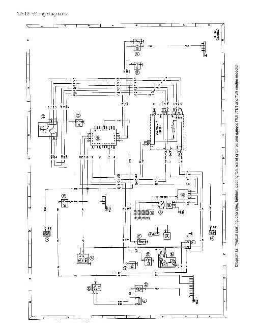 Схемы электрооборудования Peugeot 205 1983-1997