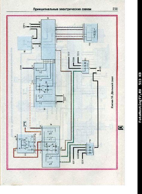 Фиат гранде пунто электрическая схема