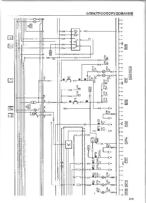 схему электропроводки ивеко