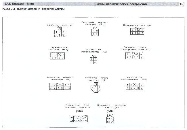 Схема блок предохранителей вольво 850.  Электрическая схема samsung p 1043.