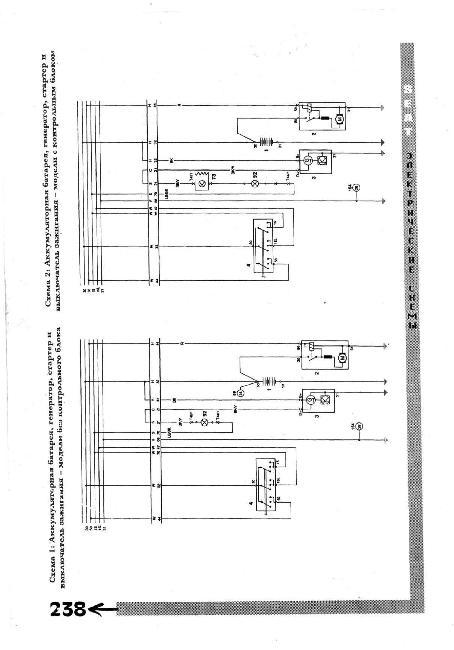 Схемы электрооборудования SEAT