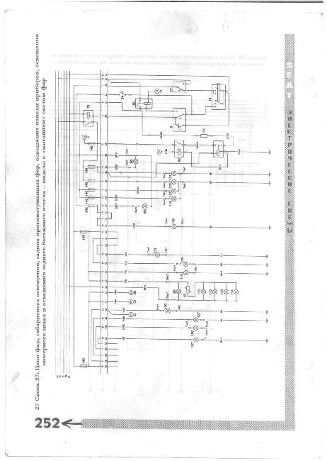 Схемы электрооборудования SEAT IBIZA / MALAGA 1985-1992