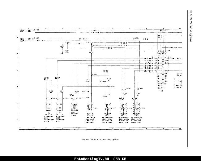 Список электрических схем ford