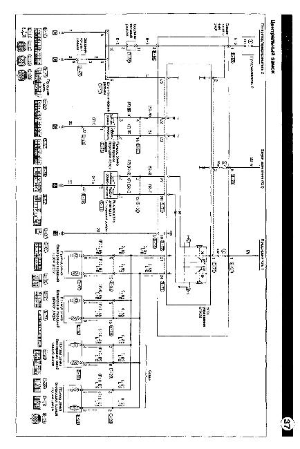 Схемы электрооборудования MITSUBISHI COLT / LANCER 1993-2003