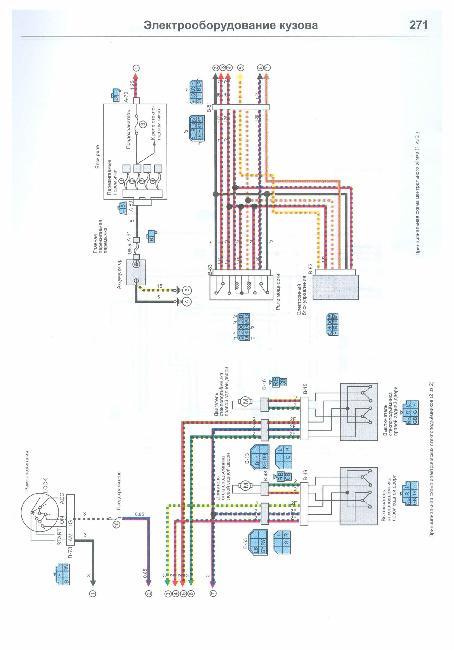 Mitsubishi eterna схема