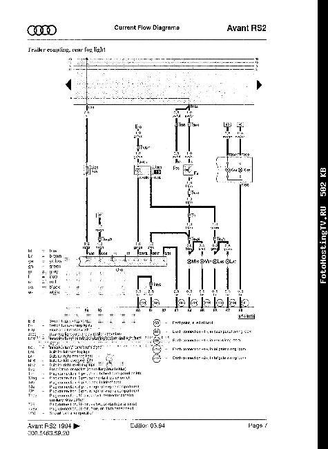 Схемы электрические блок питания.