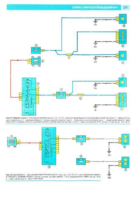 Рено сандеро схемы электрические