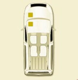 Перечень предохранителей Peugeot Partner Tepee