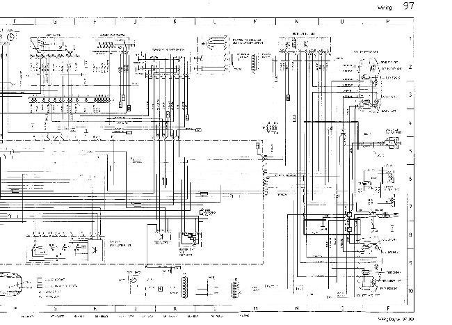 Схемы электрооборудования Porsche 928 S (1991)