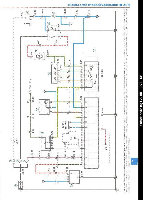 Скачать Схемы электрооборудования KIA SPECTRA с 2004 (Третий Рим) .
