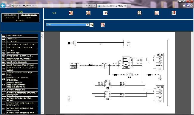 Схемы электрооборудования Renault Trafic (VISU диск NT8379)