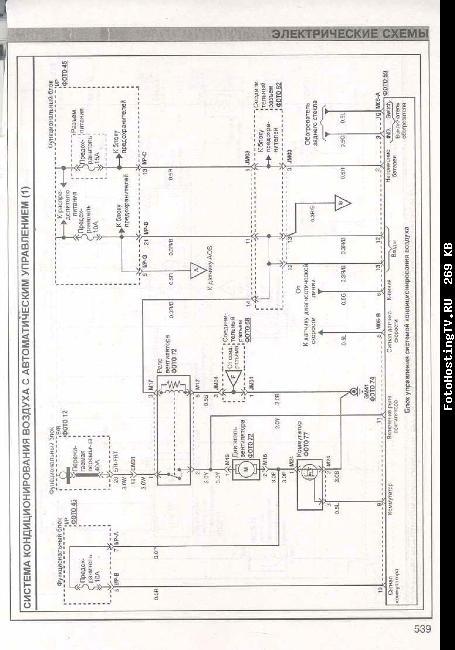 Схемы электрооборудования KIA CEED с 2007