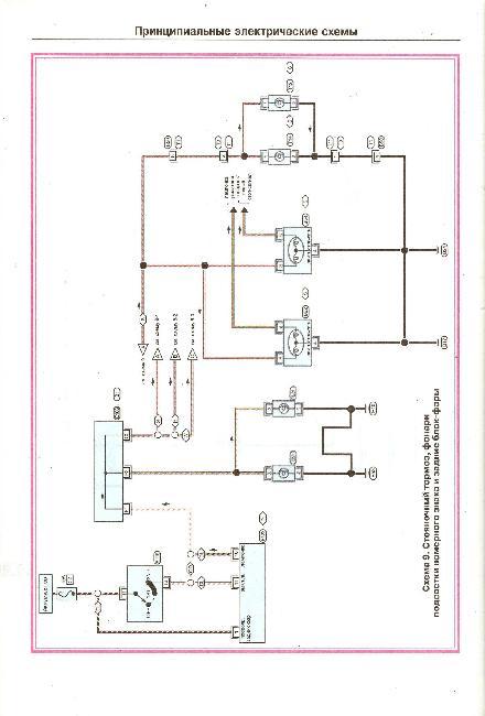 Схема ниссан примера p12