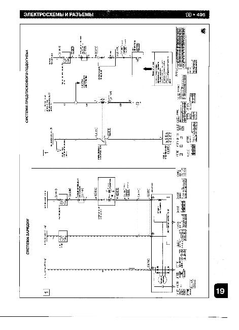 Схемы электрооборудования MITSUBISHI L200 / TRITON / WARRIOR с 2006