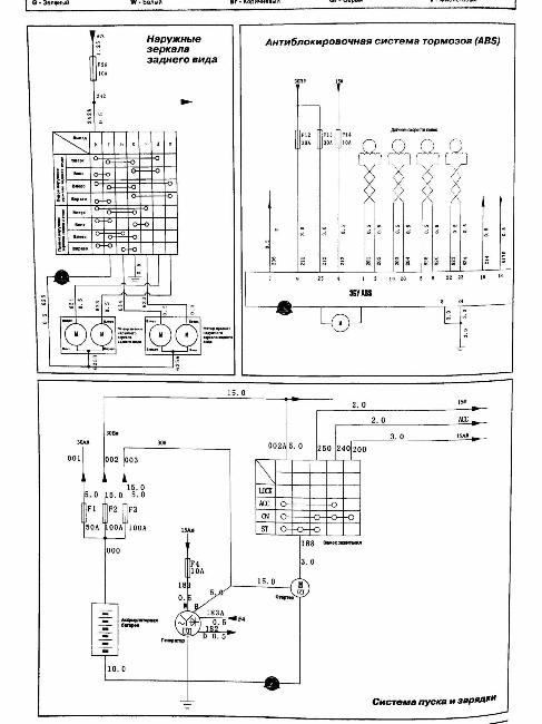 Схемы электрооборудования Lifan Smily / 320