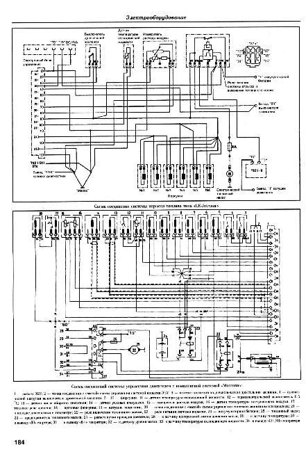 Электрические схемы BMW 7