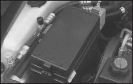 Предохранители и реле Cadillac SeVille V