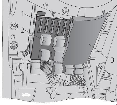 Монтажный блок – схема и