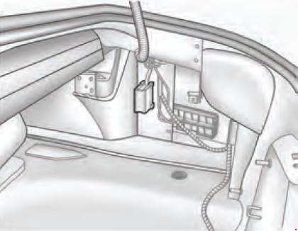 Схема расположения предохранителей и реле Chevrolet Camaro V (пятое поколение)